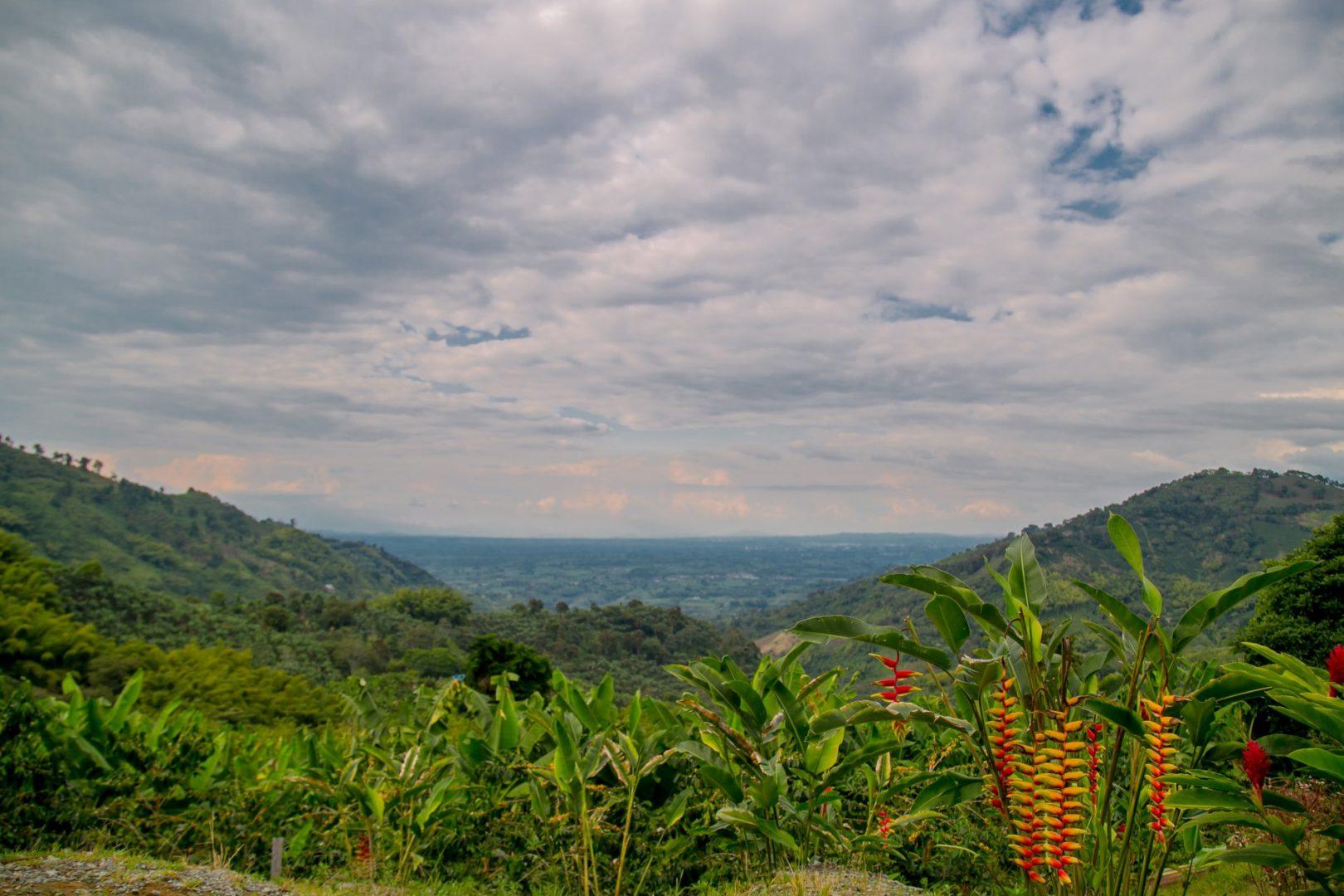 Majestuosos paisajes